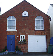 Methodist Chapel in Church St Wing